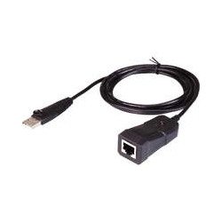 Aten USB to RS-232 Console Adapter Reference: UC232B-AT