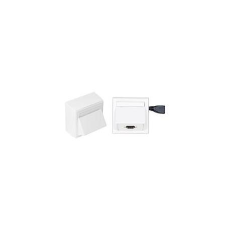 Vivolink Wall Connection Box HDMI Ref: WI221184