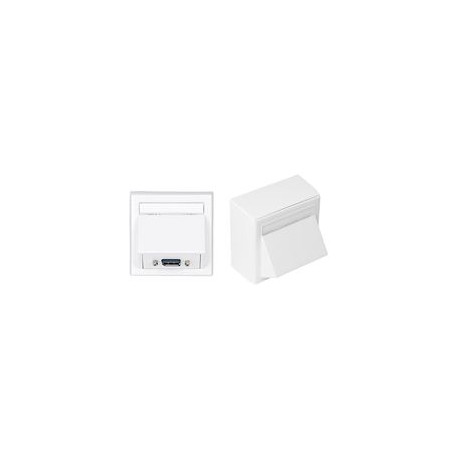Vivolink Wall Connection Box DP Ref: WI221196