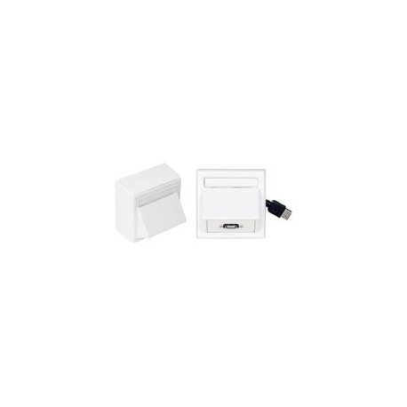 Vivolink Wall Connection Box USB 2.0 Ref: WI231275