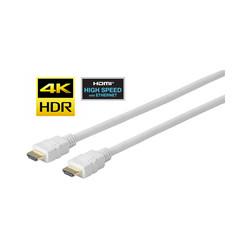 Vivolink Pro HDMI White Cable 10 Meter Ref: PROHDMIHD10W