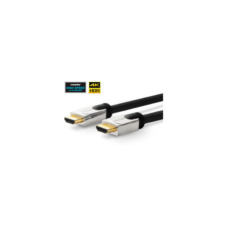 Vivolink Pro HDMI 12.5 Meter Metal Head Ref: PROHDMIHDM12.5