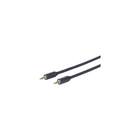 Vivolink 3.5MM Cable M-M 1.5 Meter Ref: PROMJ1.5
