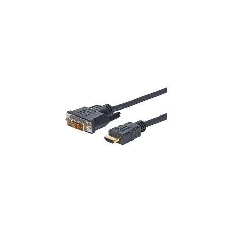 Vivolink Pro HDMI DVI 24+1 3 Meter Ref: PROHDMIDVI3