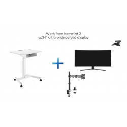 Aten 2-port VGA Audio/Video switch Reference: VS0201-AT-G