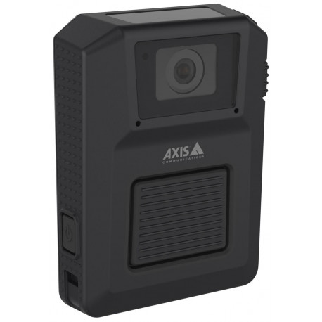 Axis W100 BODY WORN CAMERA Reference: W125753632