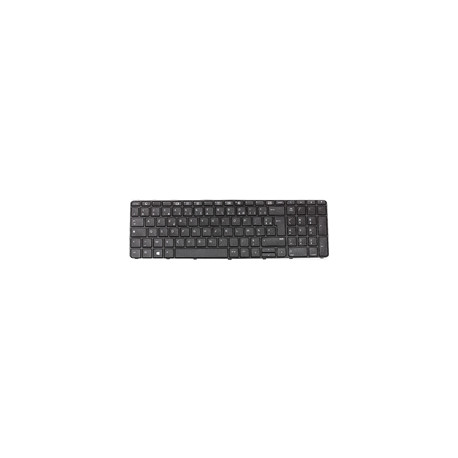 AZERTY TECLADO FRANCÉS HP 827028-051