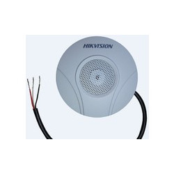 Hikvision Hi-Fi Microphone for CCTV Ref: DS-2FP2020