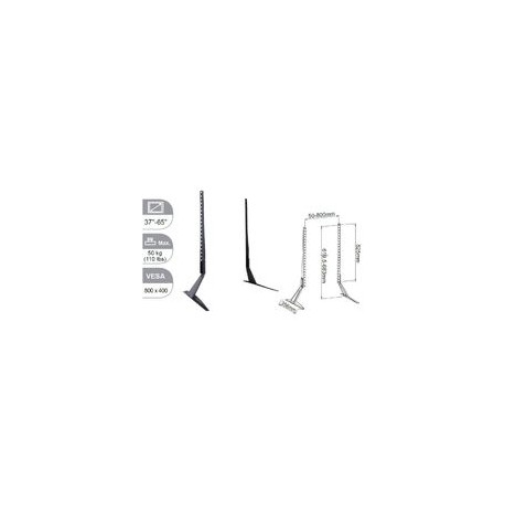 Vivolink Table top TV stand 37 - 65 Ref: VLMT500