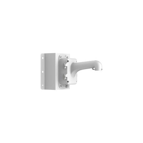 Hikvision White Aluminium alloy Ref: DS-1604ZJ-BOX-CORNER