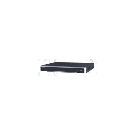 Hikvision 16ch. NVR, 2HDD, Ref: DS-7616NI-I2