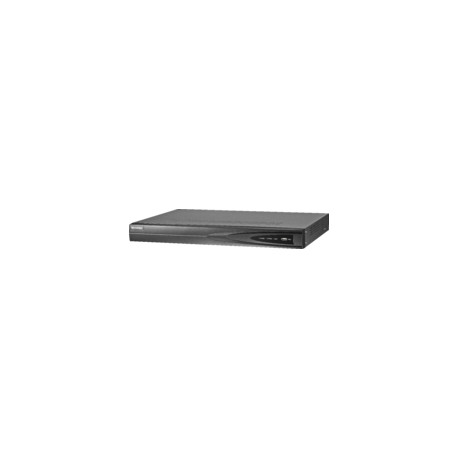 MicroView 8ch. NVR W/PoE, 80Mbps/256Mbps Ref: MVINVR-08POE4MP-E